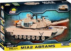 Cobi конструктор Танк M1 Абрамс COBI-2619