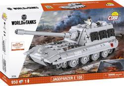 Cobi конструктор World Of Tanks Jagdpanzer E-100 Krokodil COBI-3036