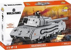 Cobi конструктор World Of Tanks Mauerbrecher COBI-3032