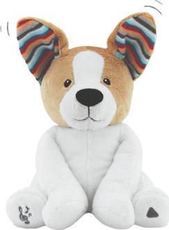 ZAZU м'яка іграшка Денні з хлопаючими вухами і співом ZA-DANNY-01