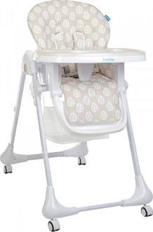 Bambi стульчик для кормления M 3233 3233 leaf beige 23365ber