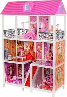 Bambi домик для кукол 66885 21710ber