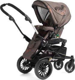 Emmaljunga прогулочная коляска Ozone City Canvas 38305em