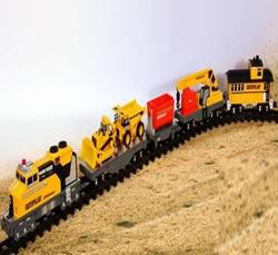 TOY STATE железная дорога CAT Строительный экспресс 55651