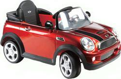 Geoby электромобиль W446EQ Красный 5272iti