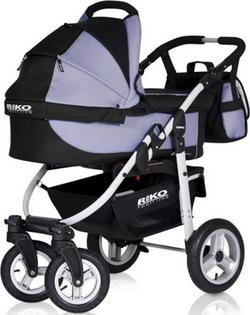 Riko универсальная коляска Amigo Silver 23638