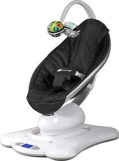 4Moms кресло-качалка Mamaroo Black Classic bc4m