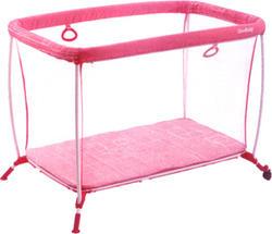 Geoby манеж детский H311 Розовый 6845iti