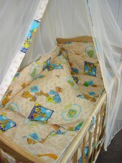 Руно комплект в дитяче ліжечко