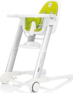 Inglesina стул для кормления ZUMA Зеленый 5987iti