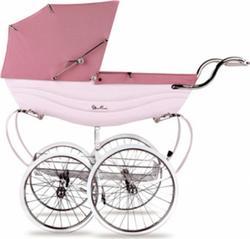 Silver Cross классическая коляска Balmoral Pink SX647.00
