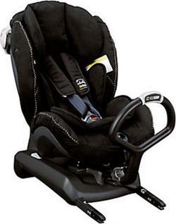 BeSafe автокресло IZI Kid X2 ISOFIX Черный 533025