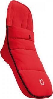 Bugaboo теплый конверт  Красный 80112RD01
