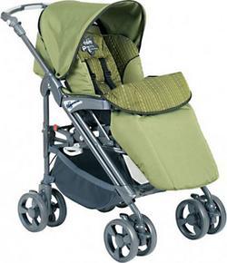 CAM коляска прогулочная PRETTY EVOLUTION Зеленый 834008/T598