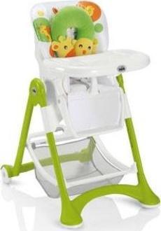 Сam стульчик CAMPIONE MONGOLFIERA (с подушкой-подголовником) Зеленый S2305/C25.188