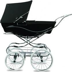 Silver Cross классическая коляска Kensington Onyx Black 28000121