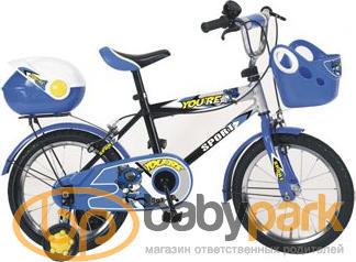 Geoby велосипед DB1631 QX Синий 2867iti 5f3b6f039fb21