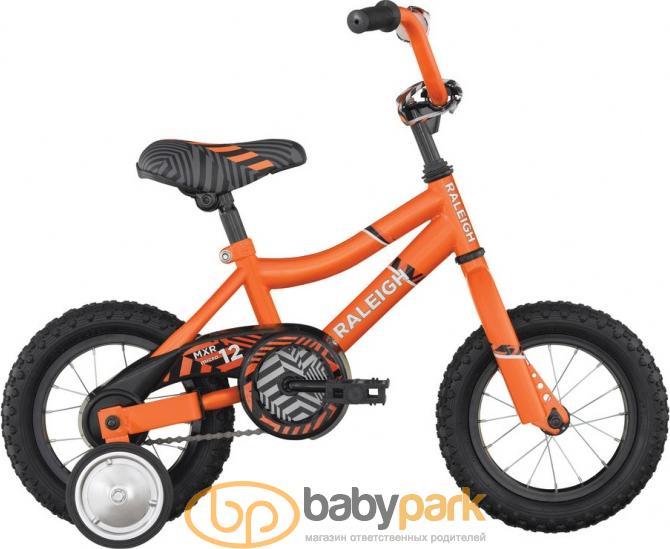 Raleigh велосипед 12