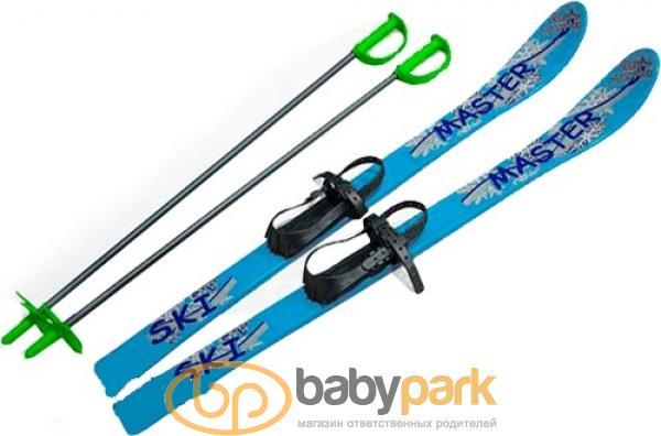 ... Marmat лижі дитячі 90 см (з палицями) Marmat лыжи детские SKI-18- 9763381ced9a0