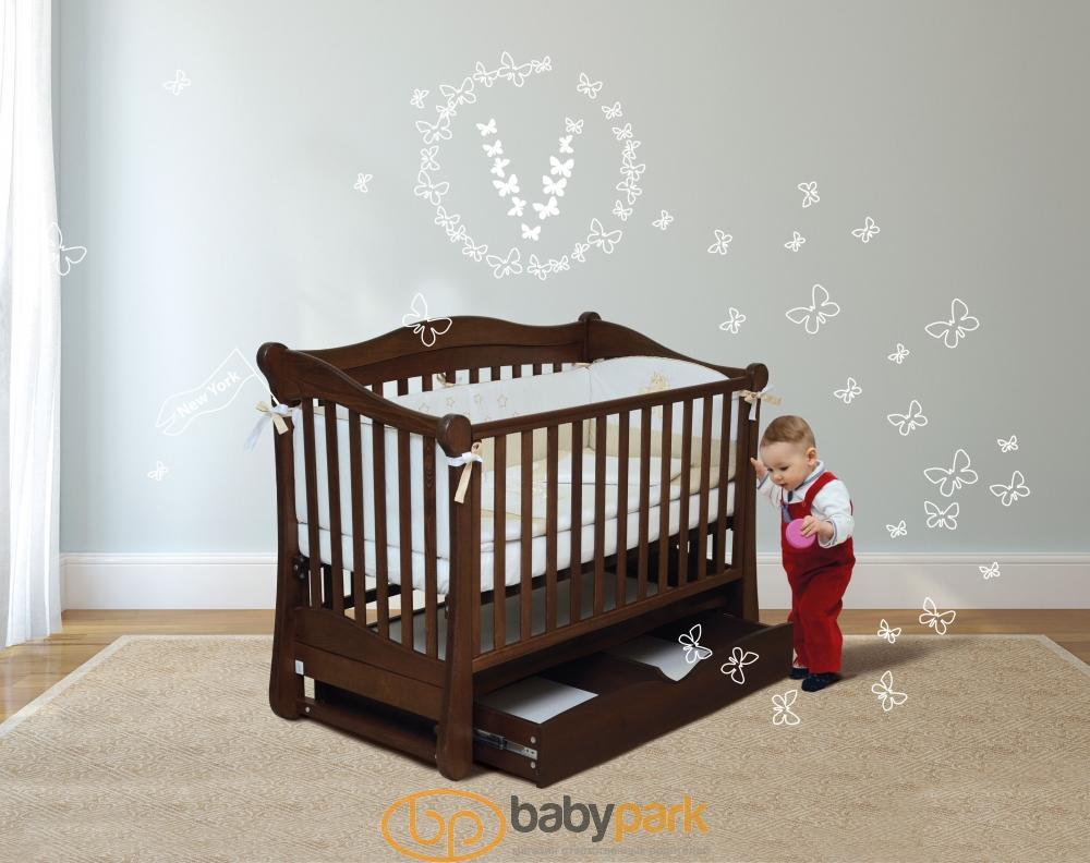 Верес ліжечко дитяче Соня ЛД 18 (шухляда+маятник) (5 009 грн ... bbac904a5a46c