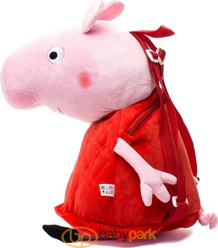 Рюкзаки мягкие игрушки школьные рюкзаки красный для мальчика