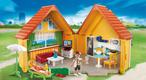 """Playmobil коструктор серии """"Возьми с собой"""" домик в деревне 6020ep"""