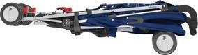 Maclaren коляска-трость для двойни Twin Triumph Medieval Blue/Silver WM1Y120042